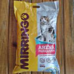 Arena para gatos 10Kg